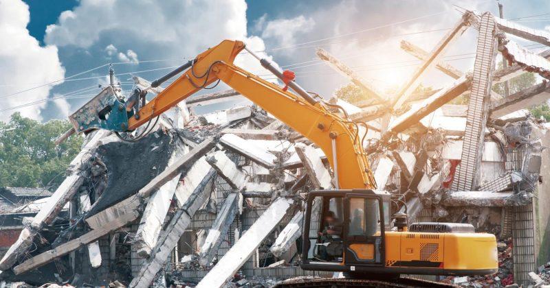 Бизнес-идея: Демонтаж зданий — как вид бизнеса